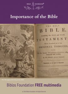 multimedia_Importance-of-the-Bible_cover