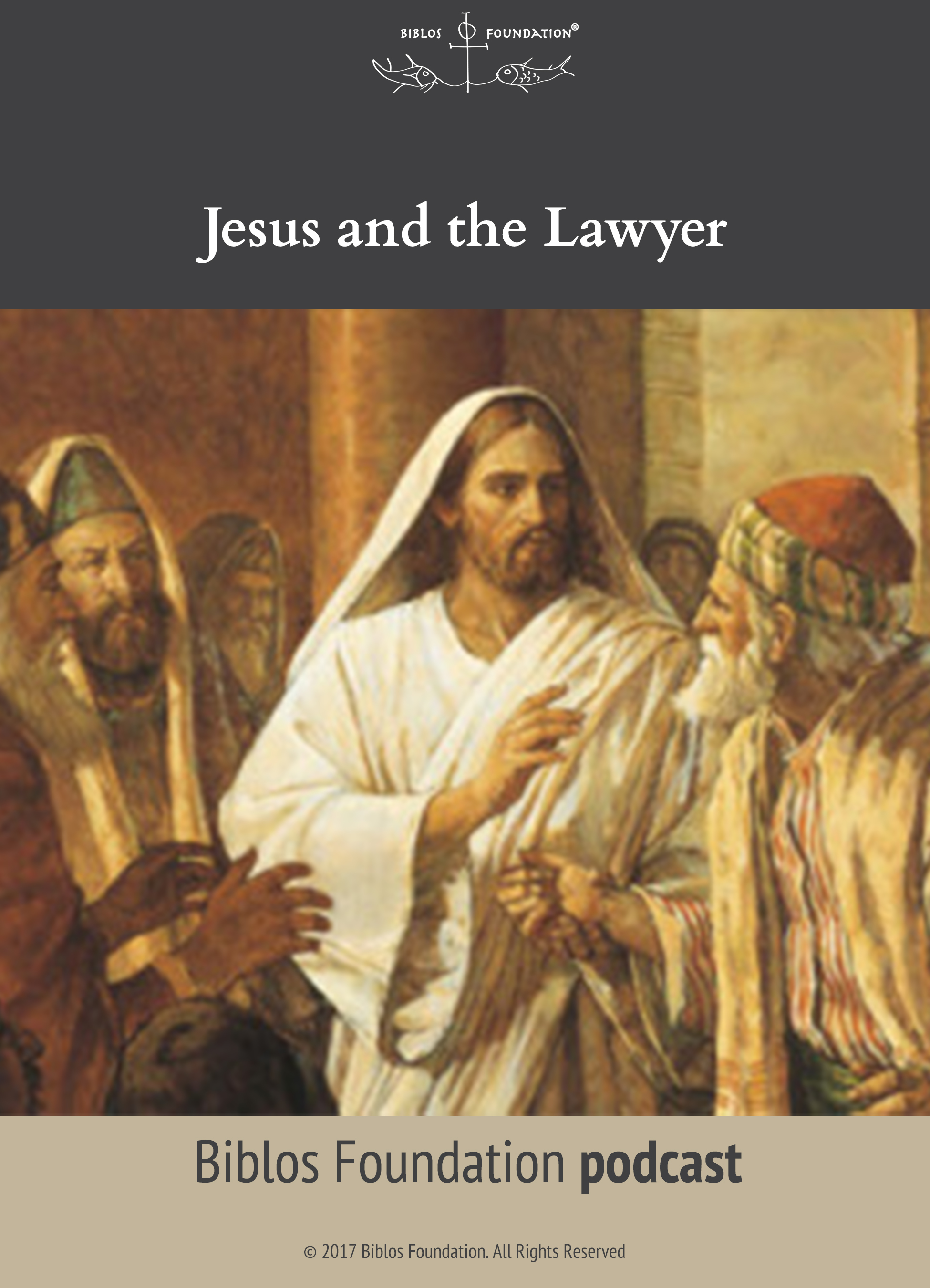 podcast_Jesus and the Lawyer_Cover