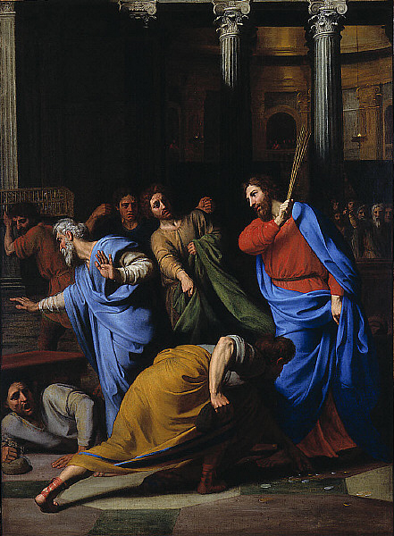 Nicolas_Colombel_-_Christ_Expelling_the_Money-Changers_from_the_Temple