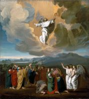 BN Apr 28 The Ascension by John Singleton Copley