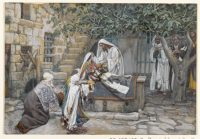 BN Jun 16 The Daughter of Jairus by James Tissot
