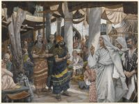 BN Jun 23 The Healing of the Officer's Son, by James Tissot, Oct 15
