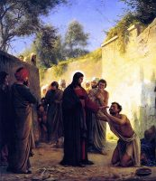 BN Jun 9 Healing of the Blind Man by Carl Bloch