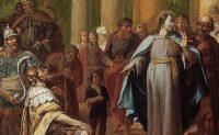 Jesus heals–capernaum nobleman's son