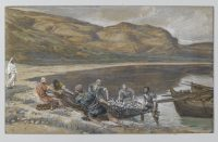 BN July 14 The Second Miraculous Draught of Fishes by James Tissot