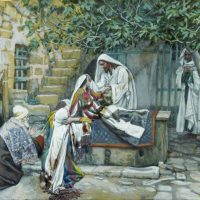 Healing of Jairus Daughter